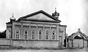 Католический храм в Симбирске