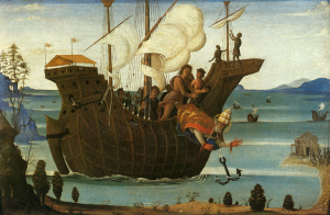 Мученичество святого Клемента