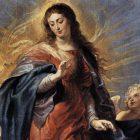 Новенна перед торжеством Непорочного Зачатия Пресвятой Богородицы