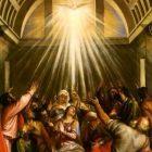 Начинаем новенну перед Сошествием Святого Духа