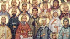 Святые Августин Чжао Жон и сподвижники мученики