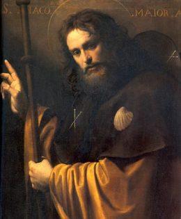 Литания и молитва святому Апостолу Иакову Старшему