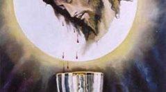Июль — месяц, посвящённый Крови Христовой