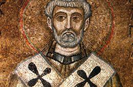 Литания святому Клименту Римскому
